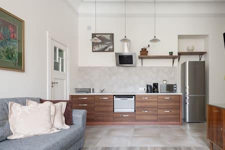 Изысканные апартаменты в «доме с Совами» в центре Петербурга