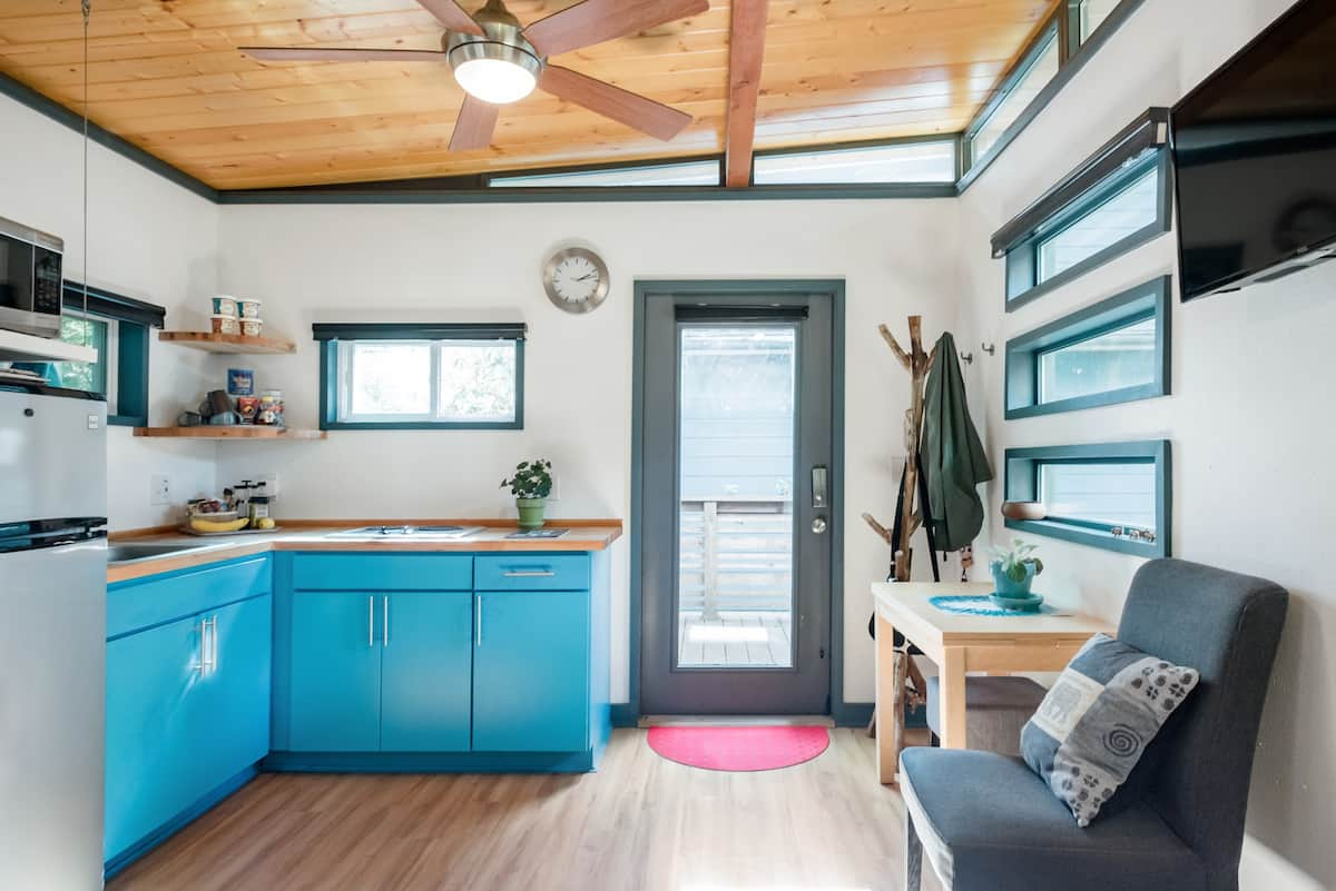 Tiny House in the Heart of the East Side