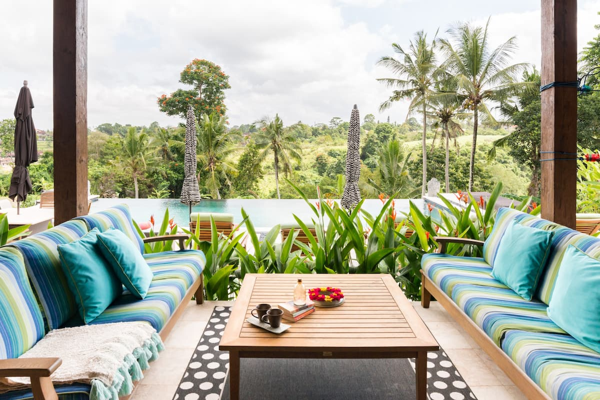 Wake Up in Paradise Exquisite Villa Minutes from Ubud Center