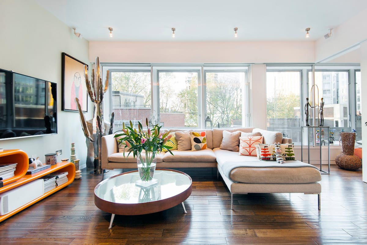 Artistic Flat in the Heart of West London