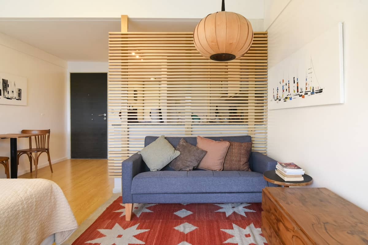 Modern Love Nest in the Trendy Palermo Soho Neighborhood