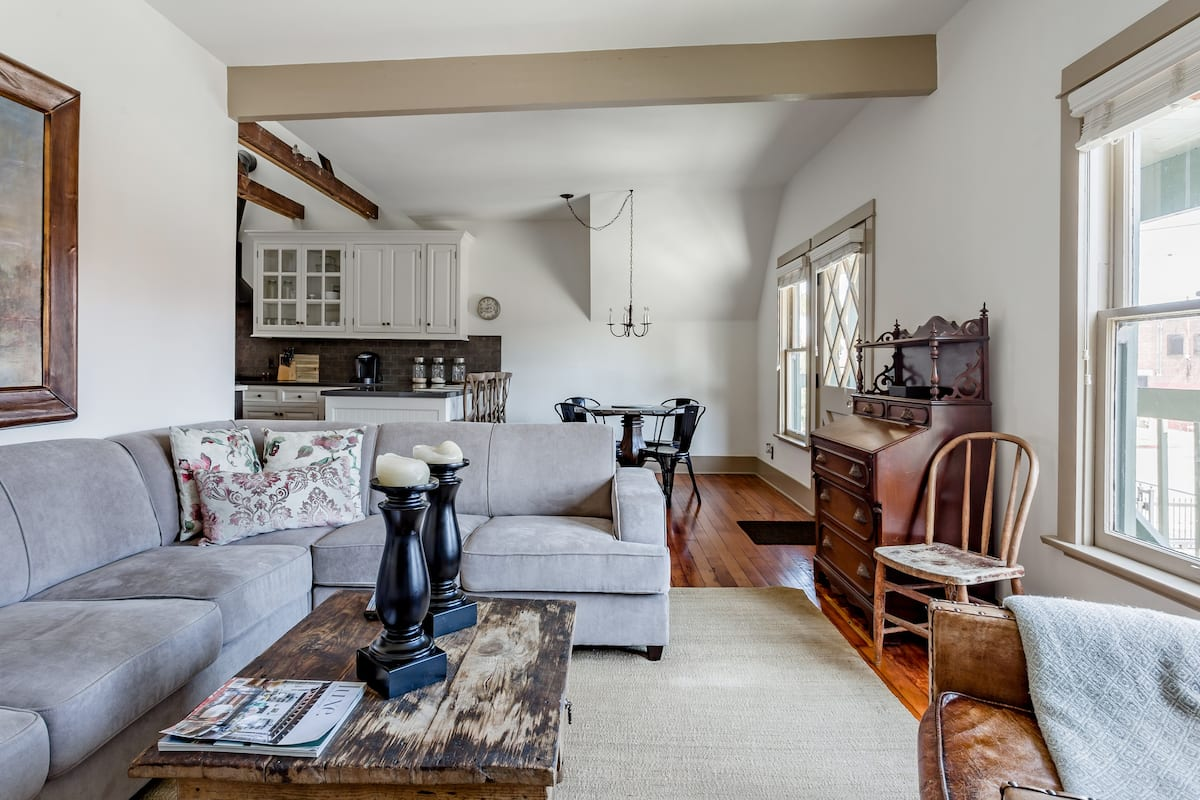 Luxury Highland Park Home in Historic 1895 Building