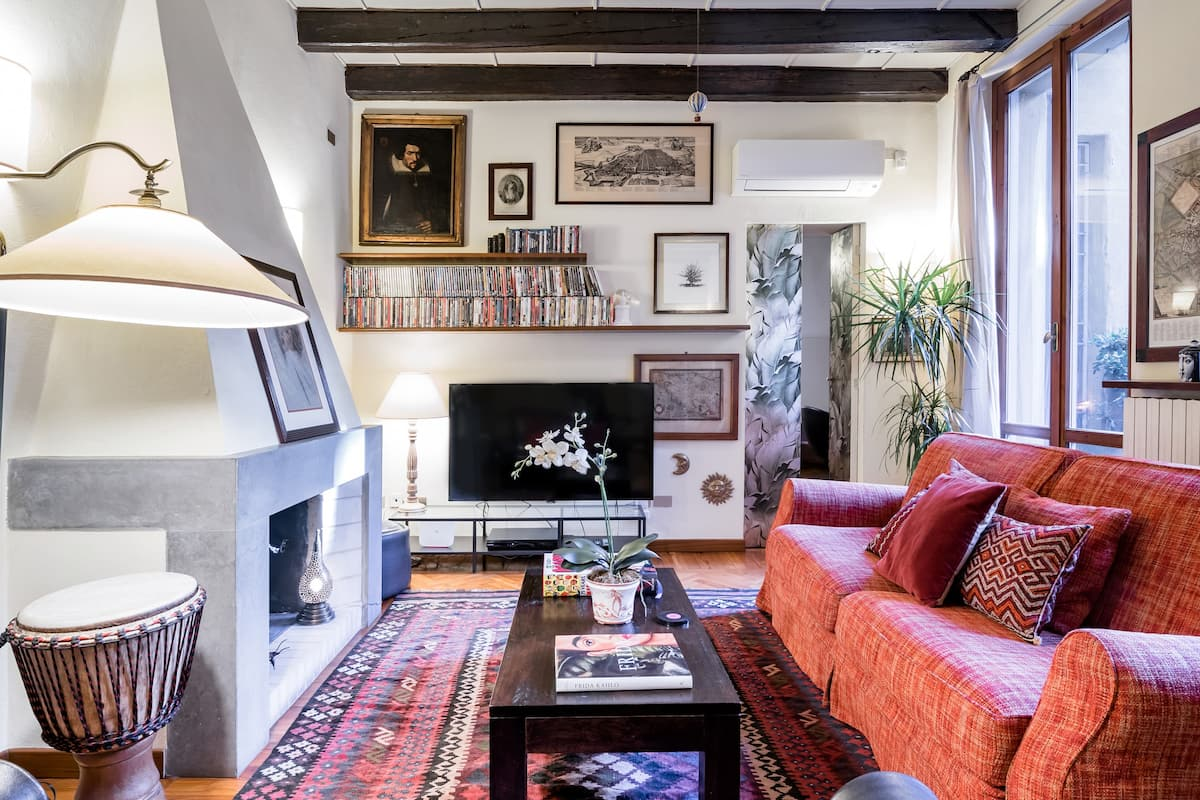 Cosy Brera. Charming Stylish Apartment in the Heart of Milan