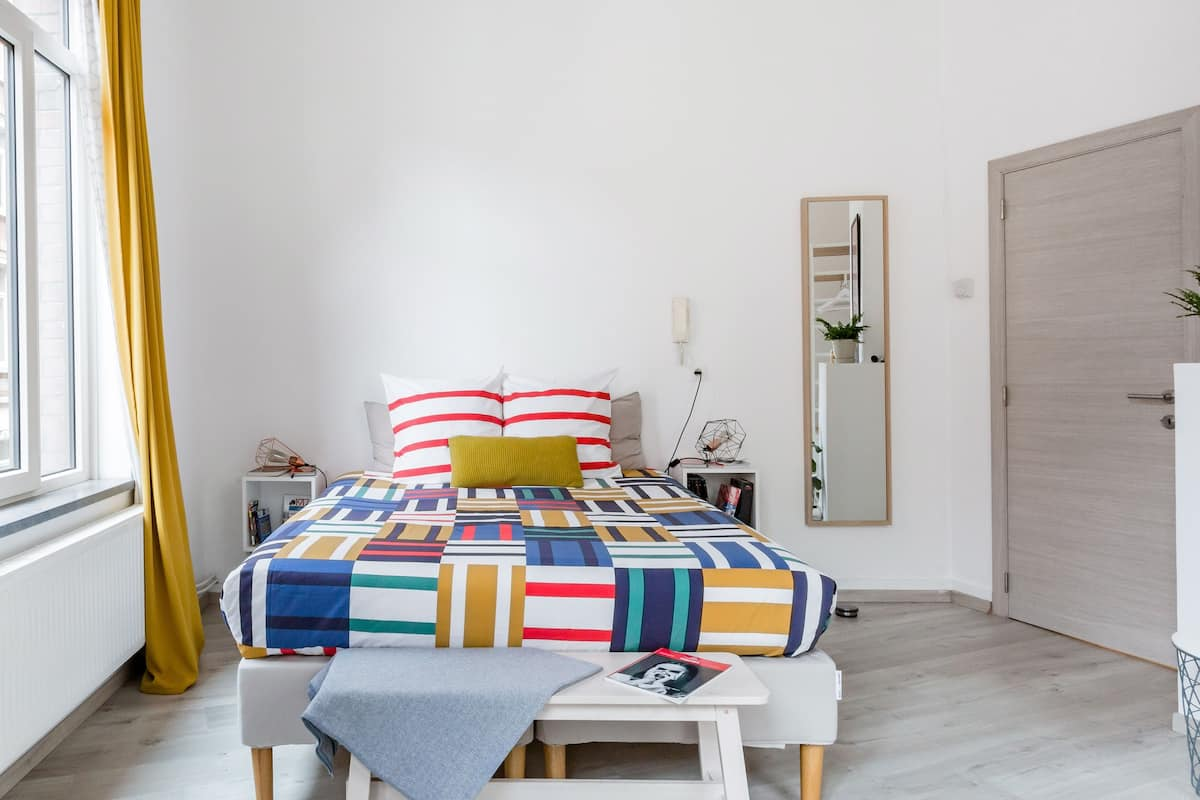 Bright and Cozy Apartment in the Heart of the Marolles