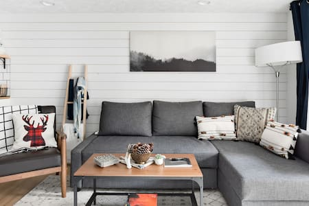 Hit the Slopes from a Cozy and Remodeled Guest Suite