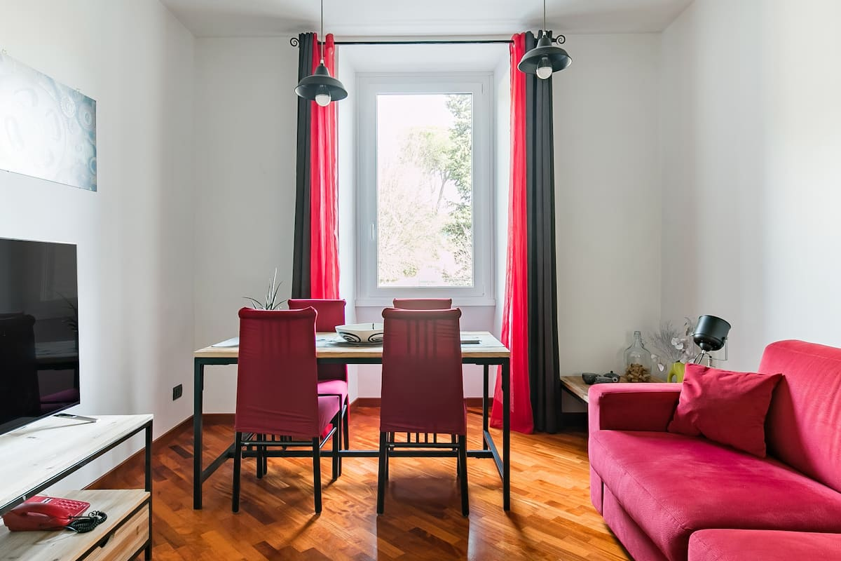 Accogliente Appartamento a Testaccio