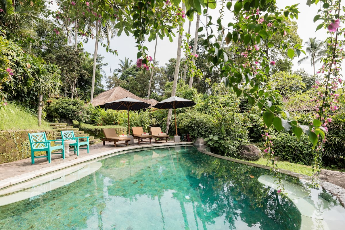 Live Bali's Belle Epoque at an Iconic Property in Ubud
