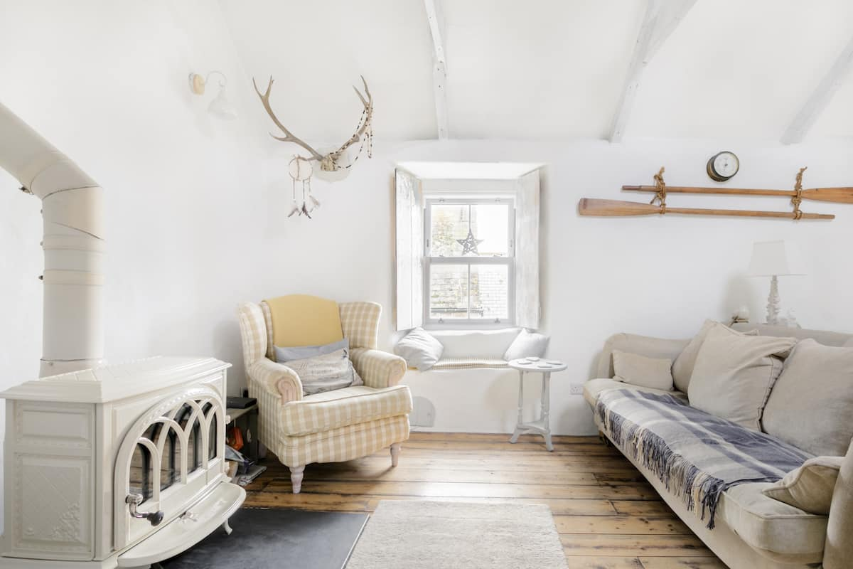 Magical Cottage with the Wow Factor in Marazion, Cornwall.
