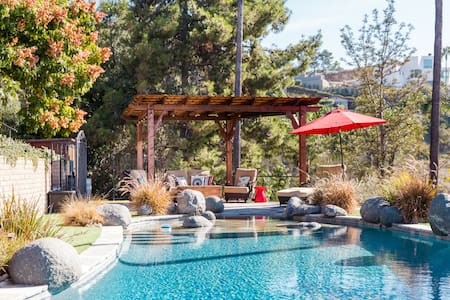 Ocean View Estate with Heated Pool, Hot Tub & Playground
