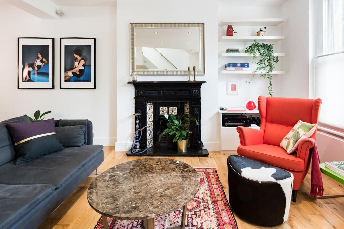 Bright and Modern Victorian Flat Close to Abbey Road