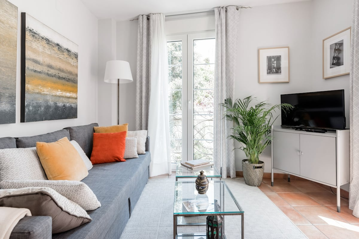 Relax y comodidad en este apartamento en el centro de Alicante