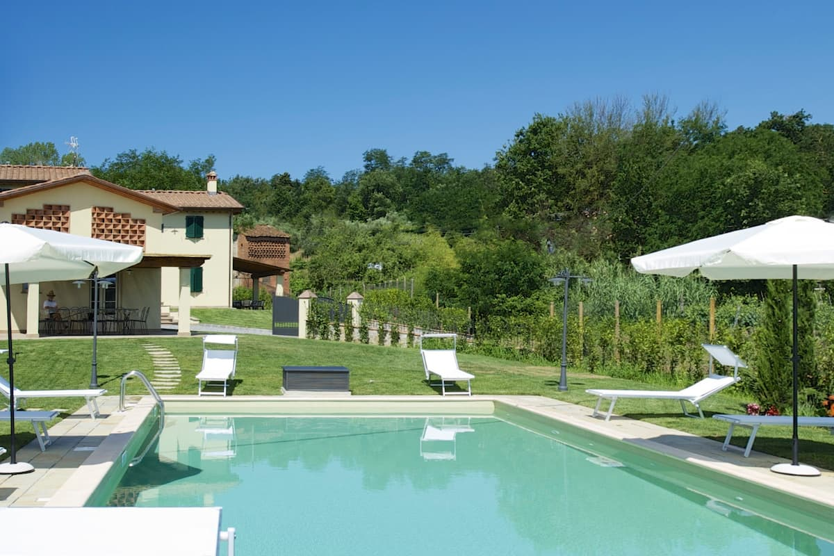 Stunning Tuscan Villa with Private Pool
