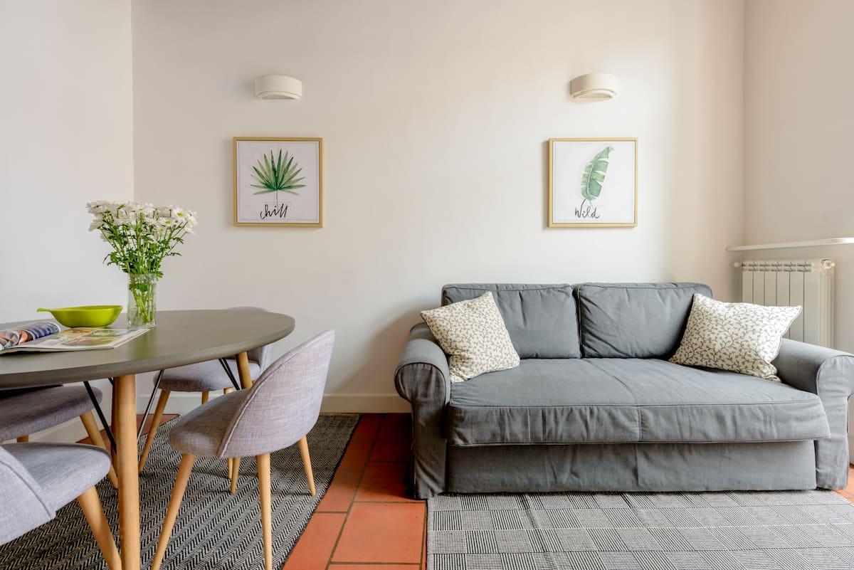 Appartamento Luminoso con Balcone - Trastevere