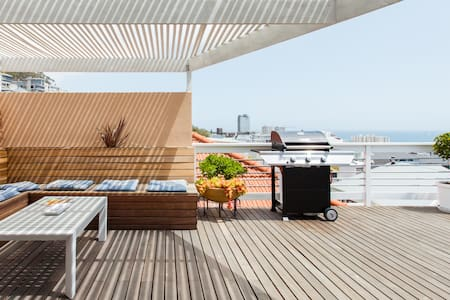 Sweeping Views of Cape Town from a Chic Sanitized Penthouse