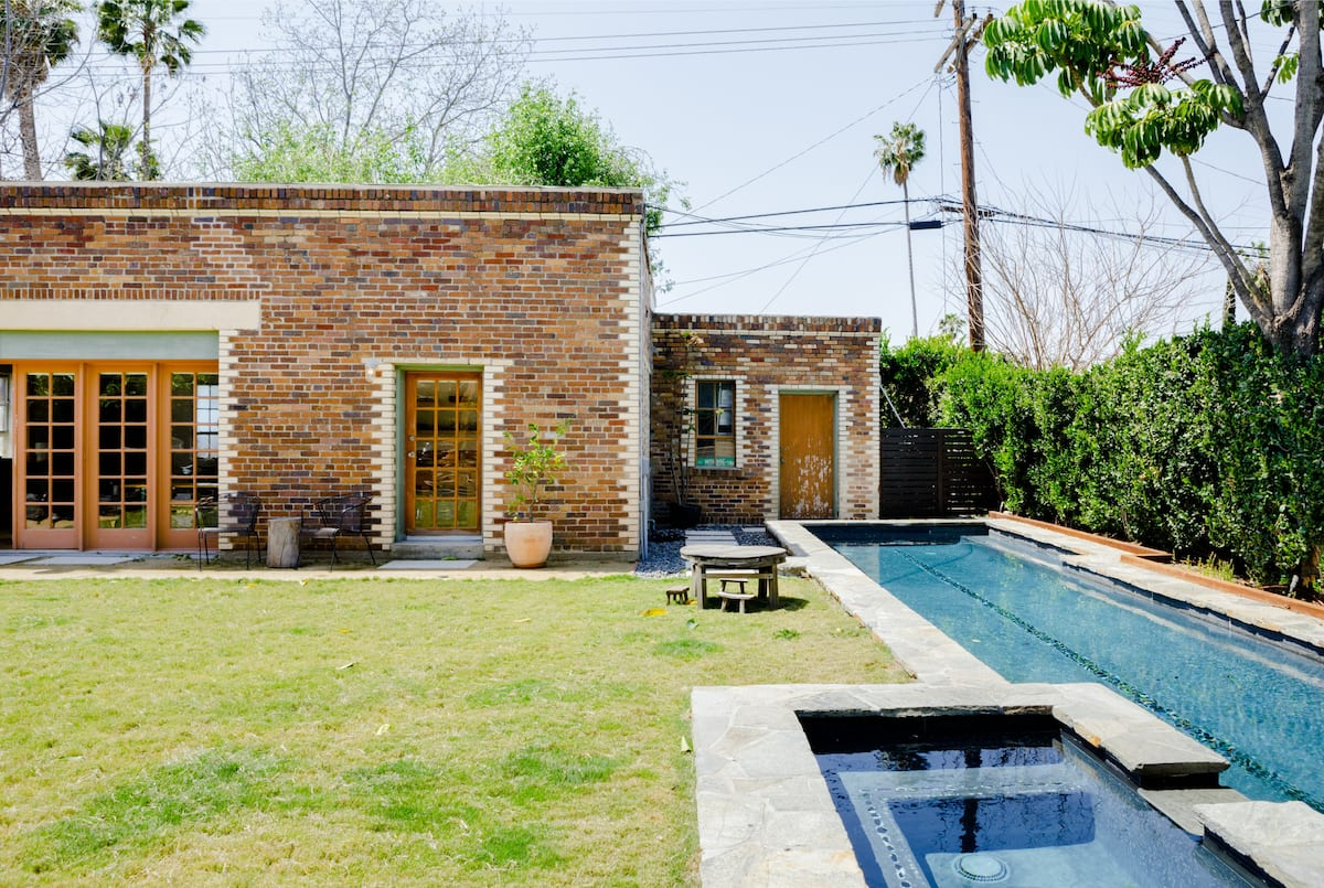 Hip Historic Craftsman-Style Guest House Close to LA River