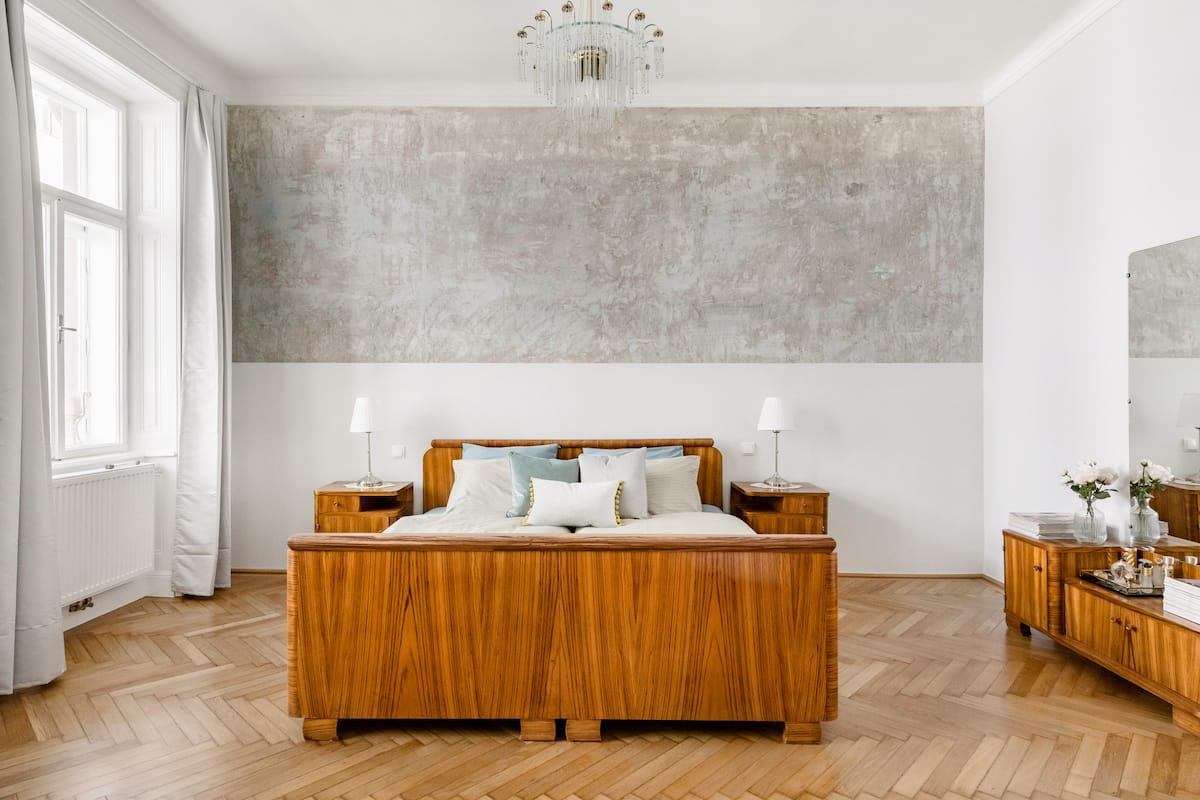 La Boheme—Eye-Catching Apartment Near Naschmarkt