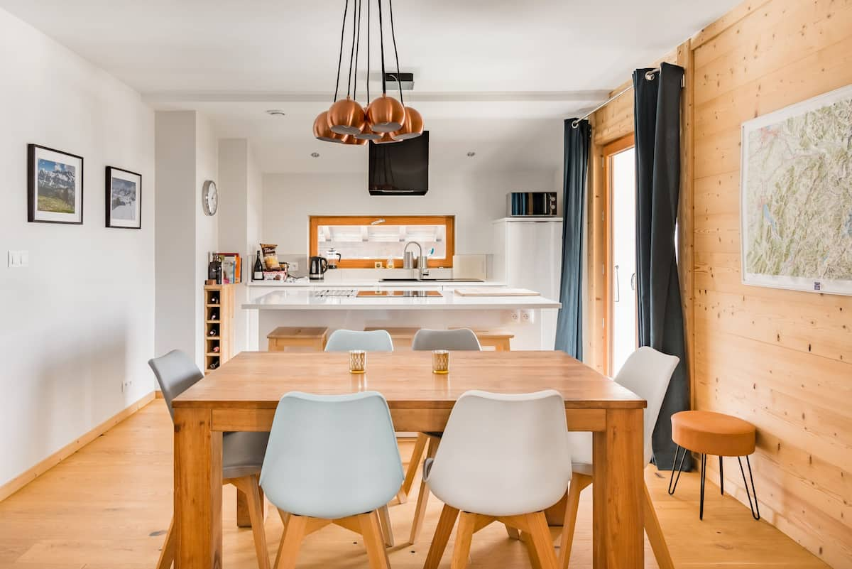 Recently Renovated Apartment in Central Morzine
