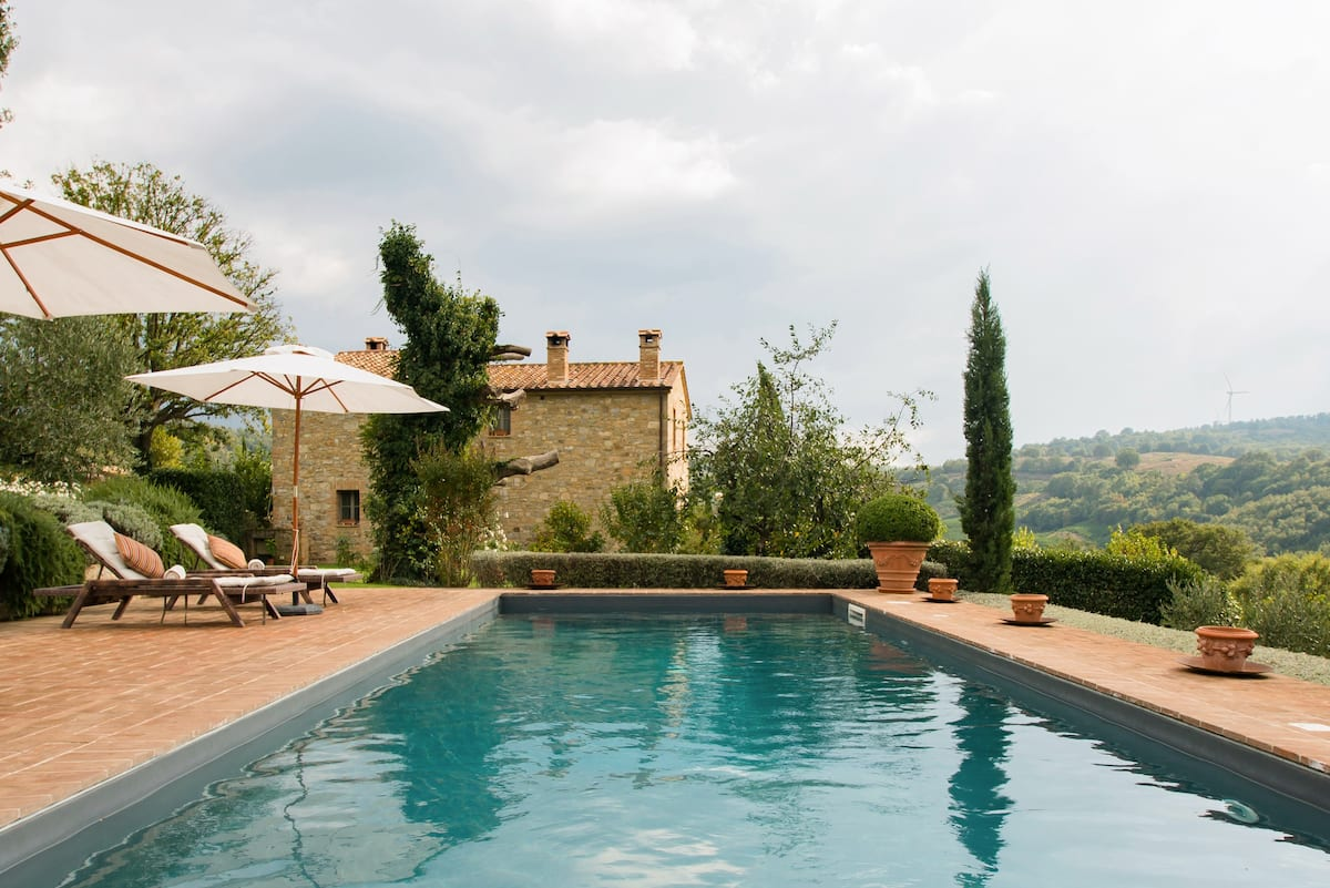 Villa Coutryside Deluxe - near Saturnia / Tuscany