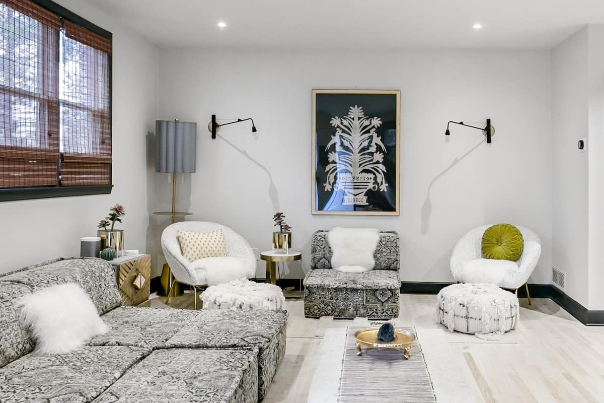 Bold Midtown Luxe by Piedmont Park