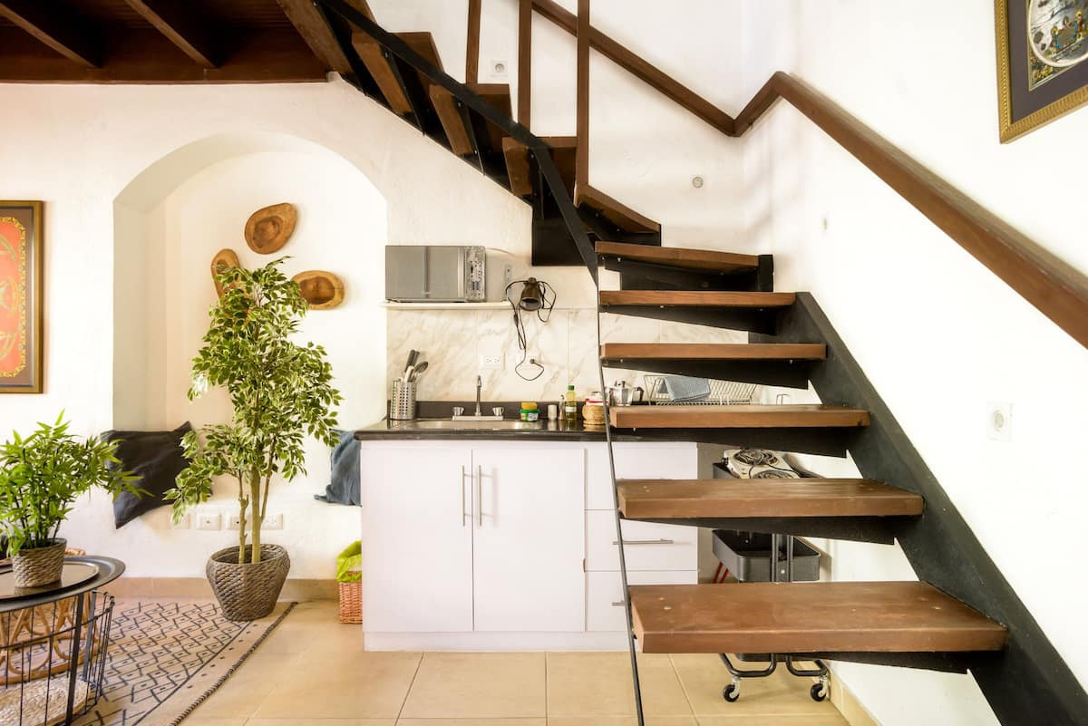 Discover History from a Charming Central Loft Apartment