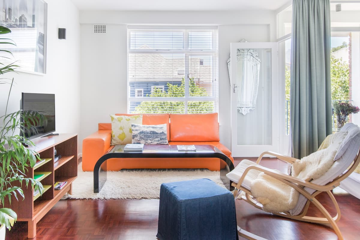 Bright and Airy Greenpoint Designer Studio with Balcony