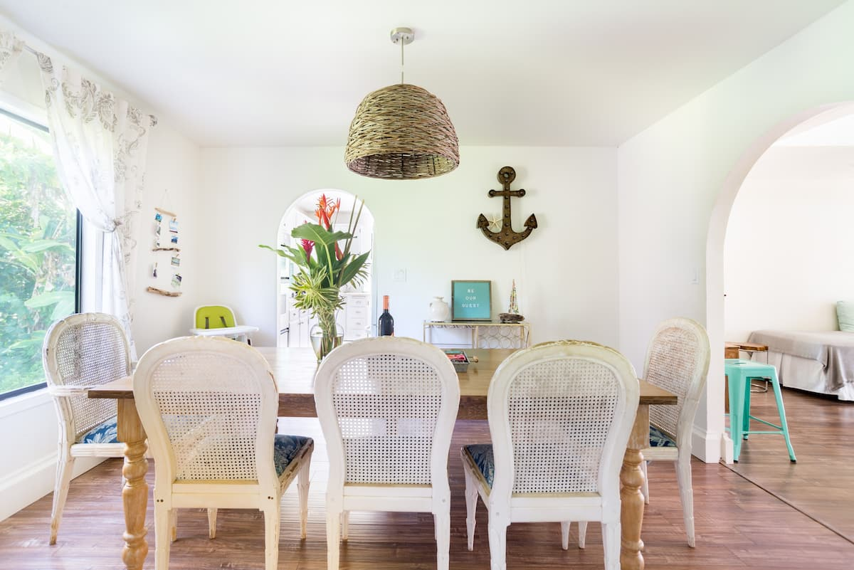Get Breezy, Beachy Vibes at a Coastal Living-Featured Oasis