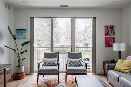 Light-Filled South-Facing Downtown Traverse City Condo