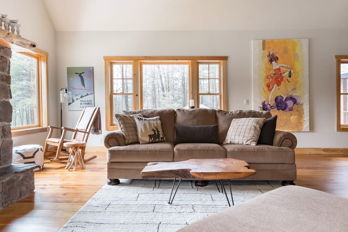 Escape to a Catskill Retreat Minutes to Windham & Hunter Mts