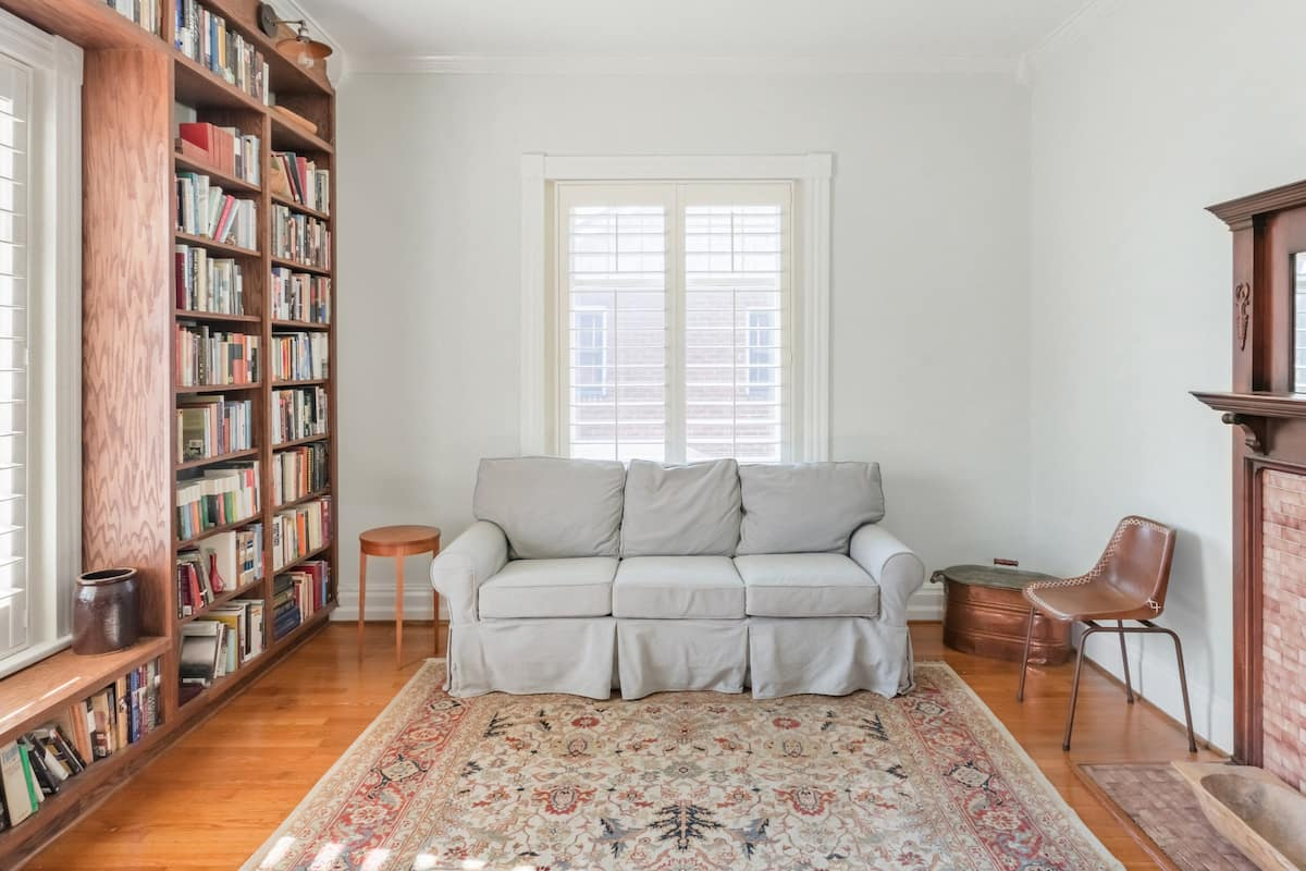 Spacious and Bright in the Center of Walkable East Nashville