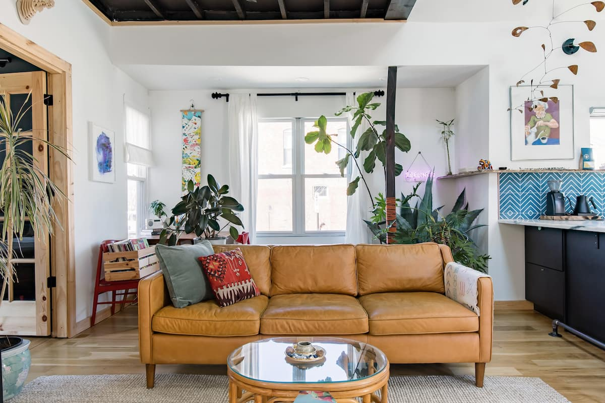 Find Peace at This Designer Oasis Downtown