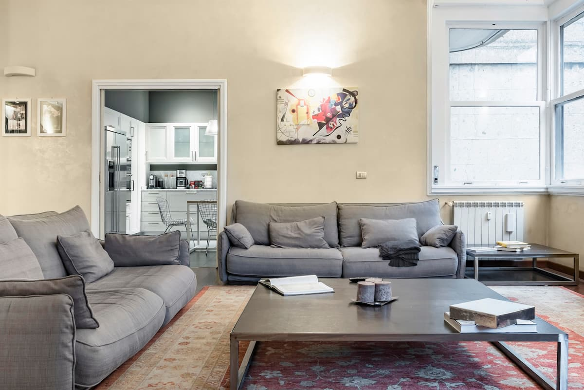€6 Million 4BR Milan Residence with Terrace