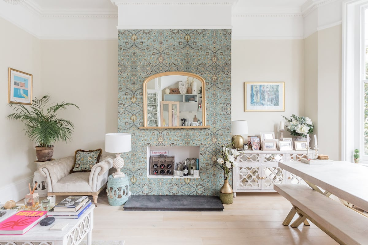 Indulge in Bohemian Elegance in Charming Apartment