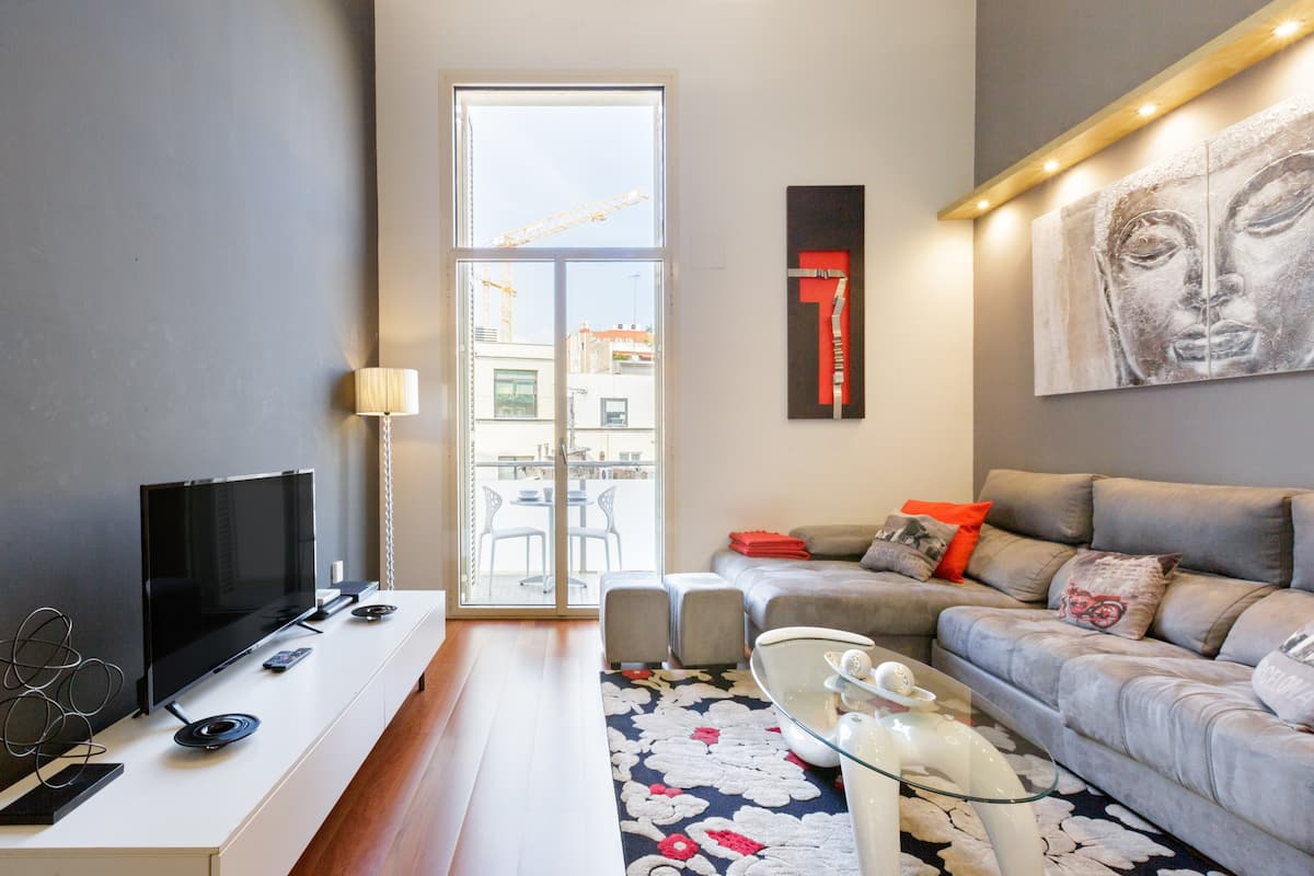 Victoria City Center I - Luxury Designer Apartment in the Center of Barcelona