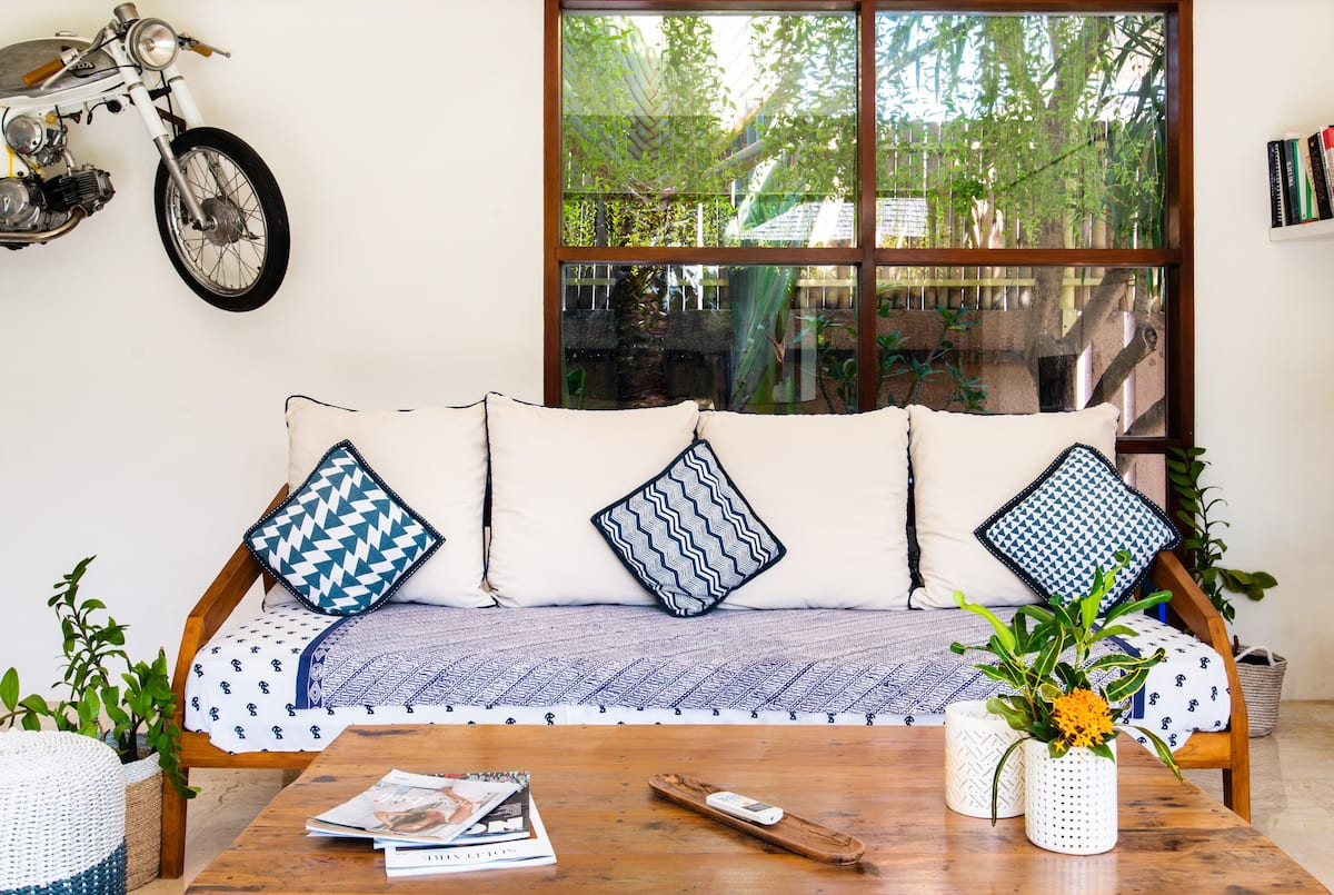 Barefoot Dream Oasis in Central Canggu