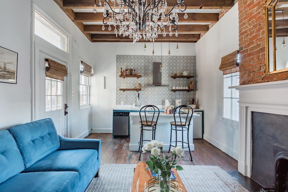 Magnificent Mansion Apt in the French Quarter Unit Seven