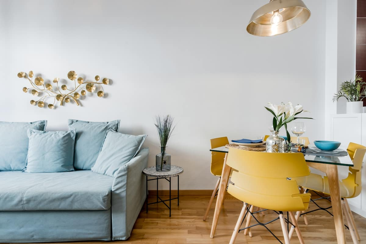 Malagajara Sun - Acogedor y estiloso apartamento