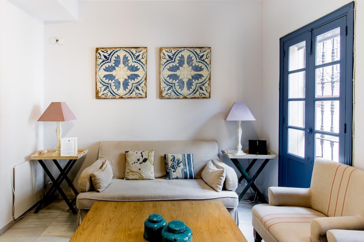 Precioso y amplio apartamento en pleno centro de Sevilla