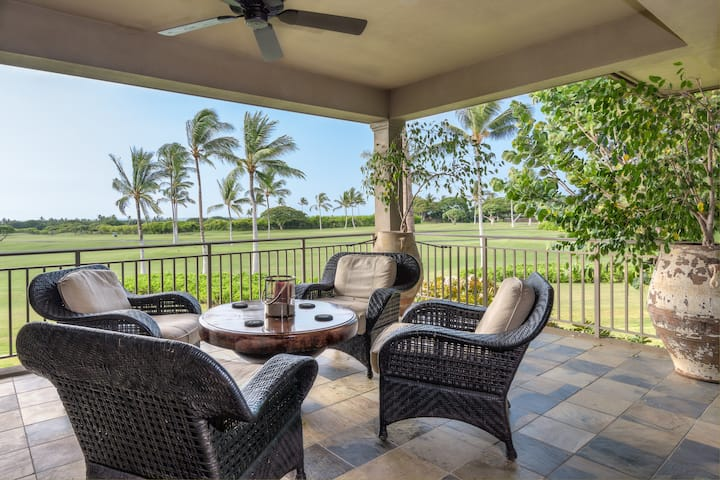 Fairway Villa 110D Hualalai