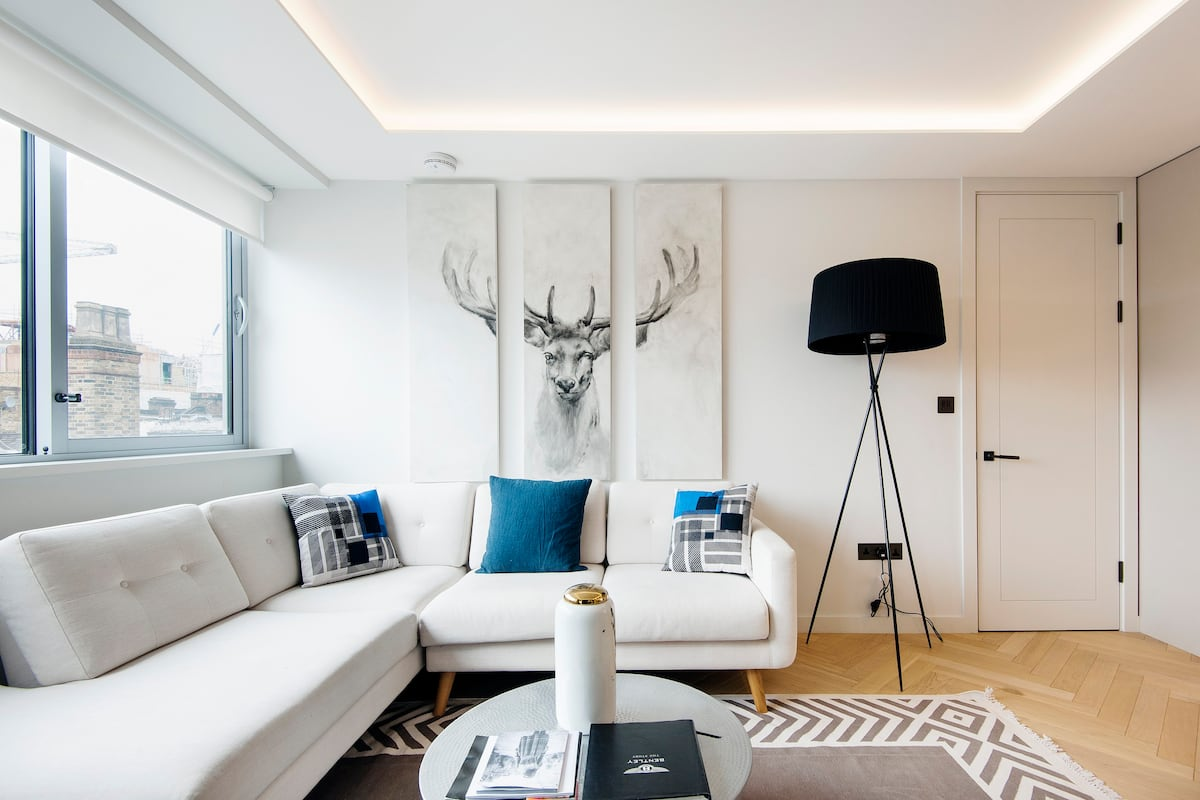 The Perfect Designed Apartment near Oxford Circus