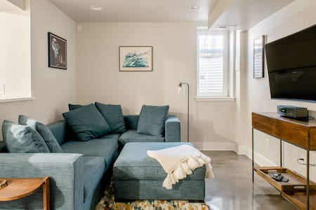 Expansive Remodeled Basement Apartment in Capitol Hill
