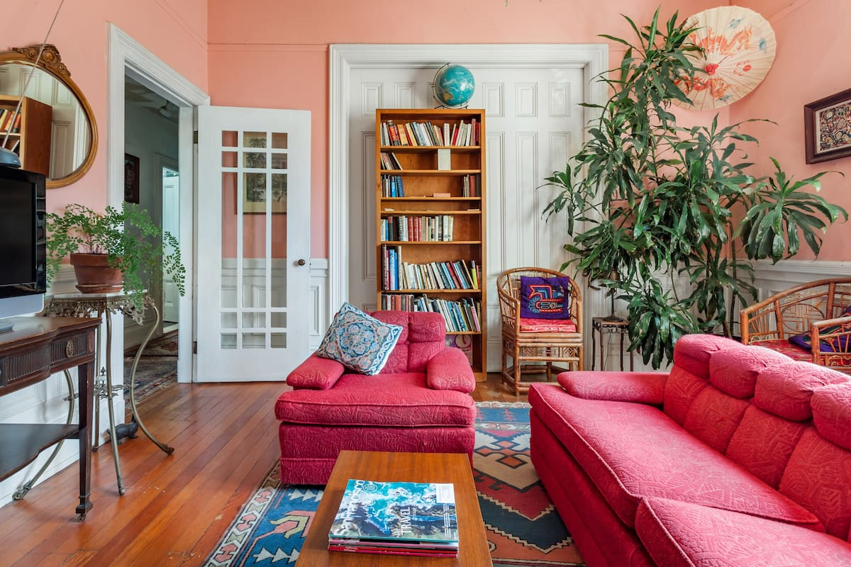 Charming Victorian in Lower Haight