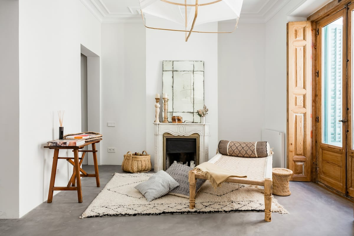 Charming Rustic-Chic Apartment Close to Historic Sites