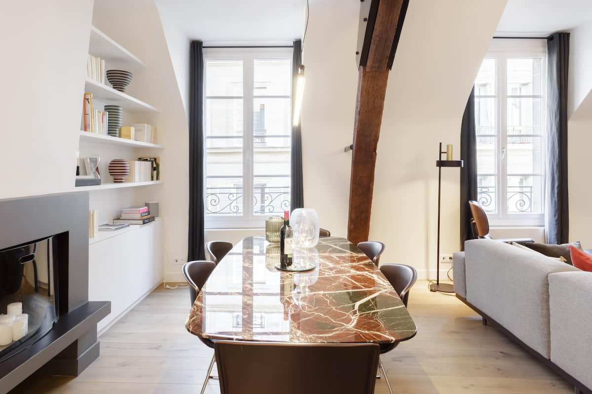 Superbe appartement au cœur du Marais