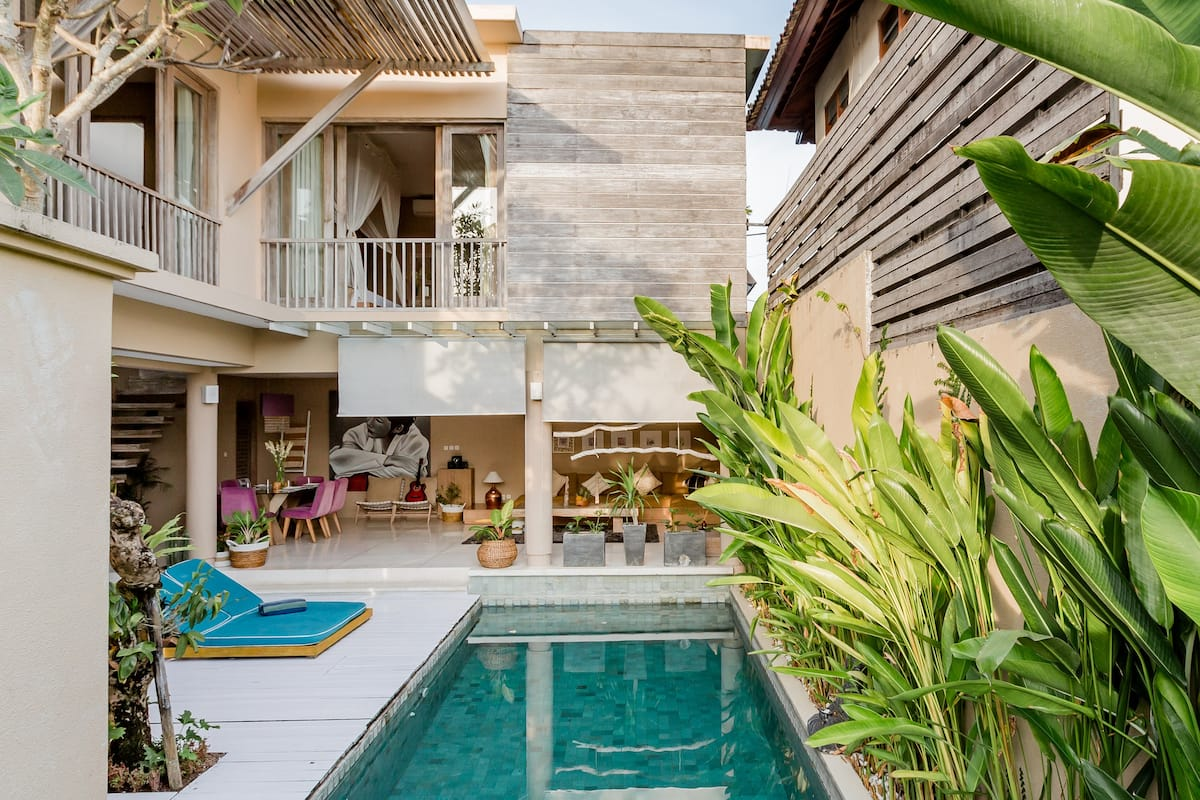 Lush Private Pool Villa in Prime Seminyak Location