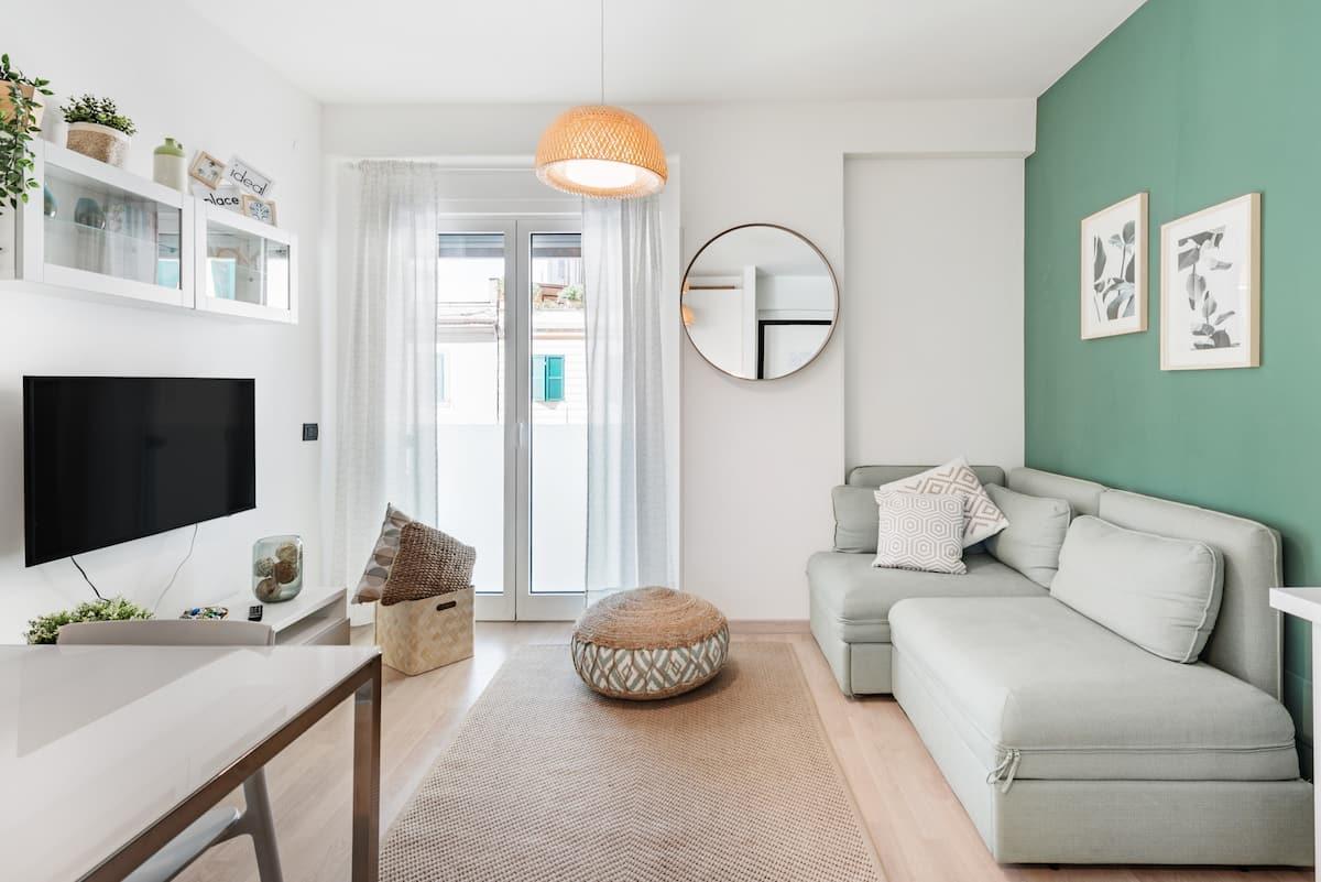 Grazioso Appartamento in Stile Minimalista