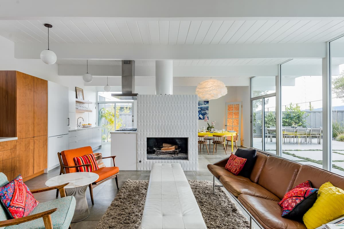 Super Clean, Bright, Modern- Mid-Century design by Joseph Eichler
