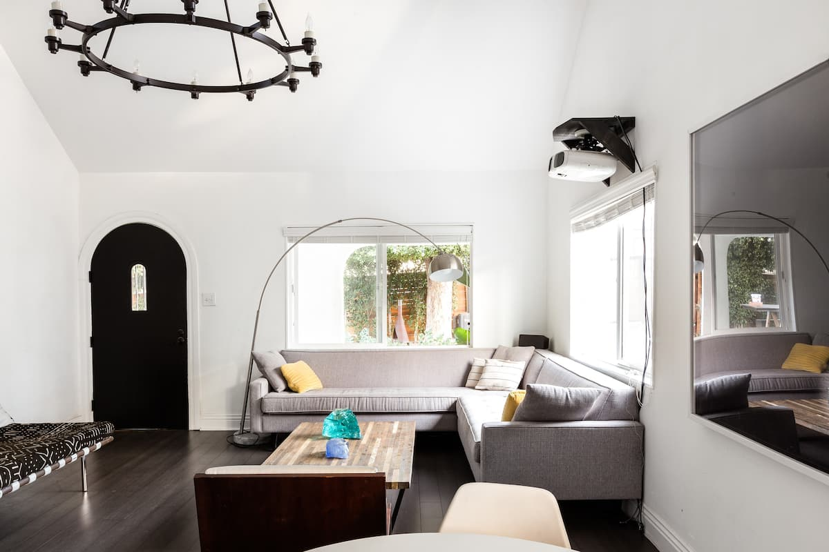 Chic Designer Home and Loft in Silver Lake