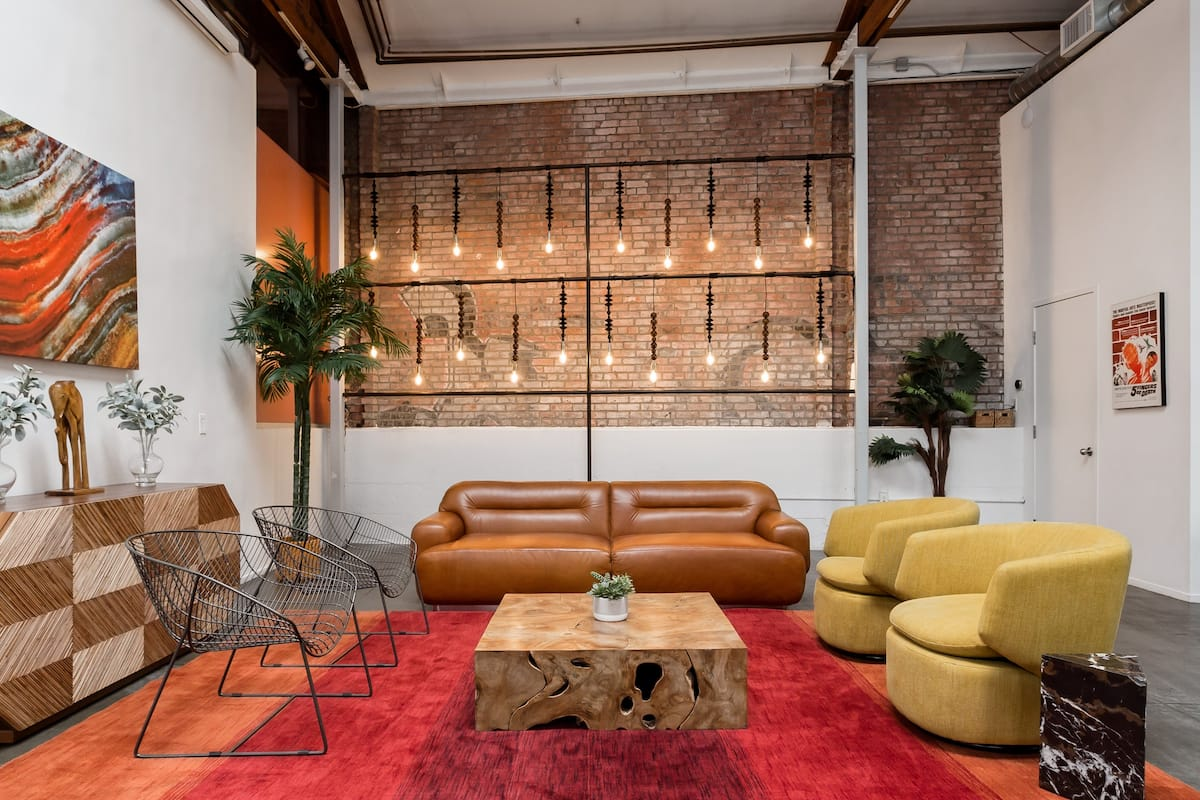 Find Seclusion in a Converted Theater Downtown