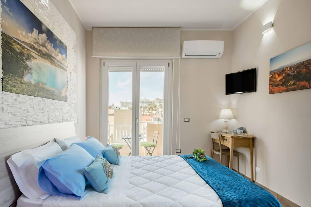 """Cagliari Magica """" Iun P1052 Bellissimo appartamento panoramico al centro"""