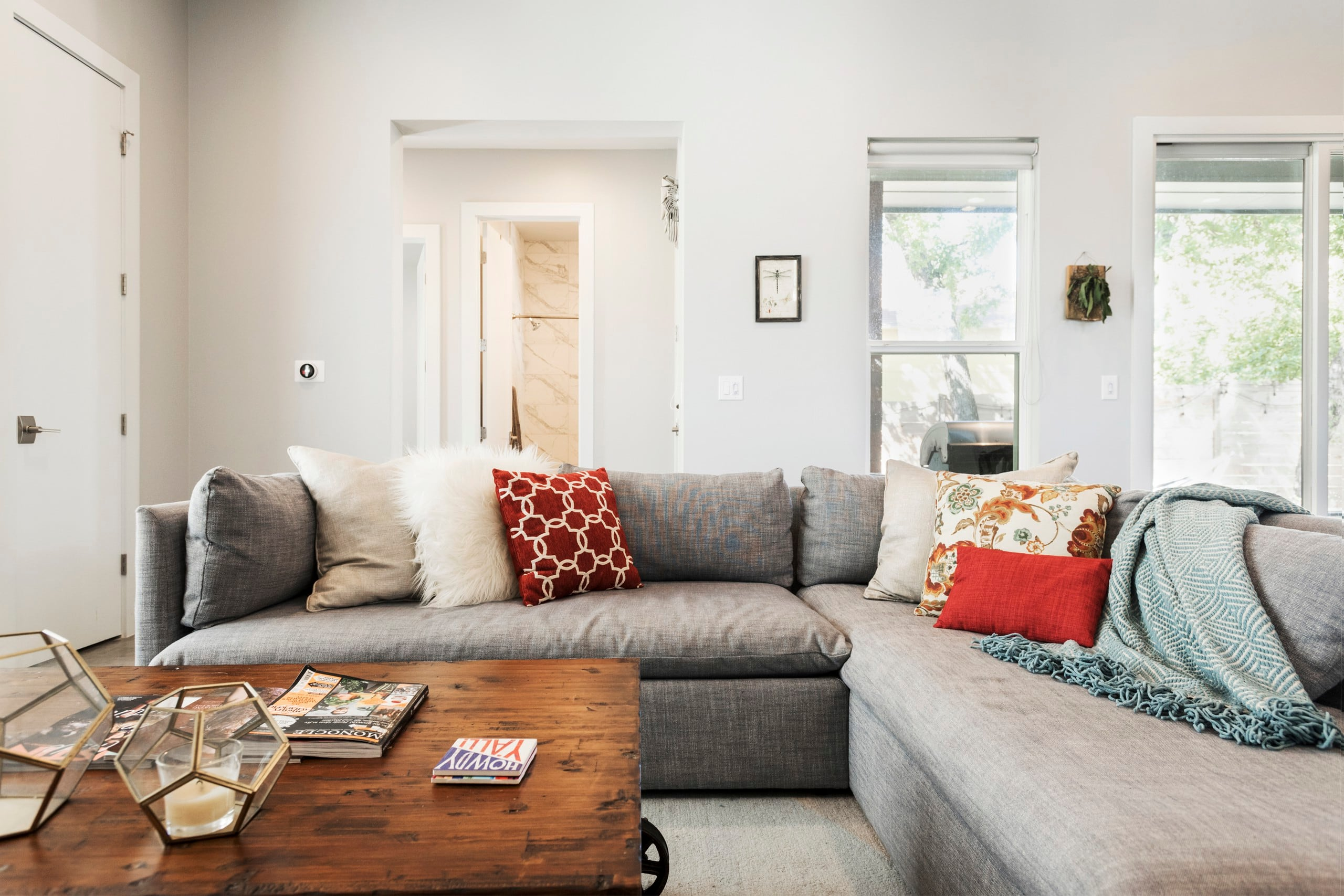 Relax on the Private Patio of an East Austin Home - Houses for Rent ...